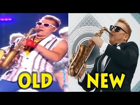 The Evolution Of Epic Sax Guy