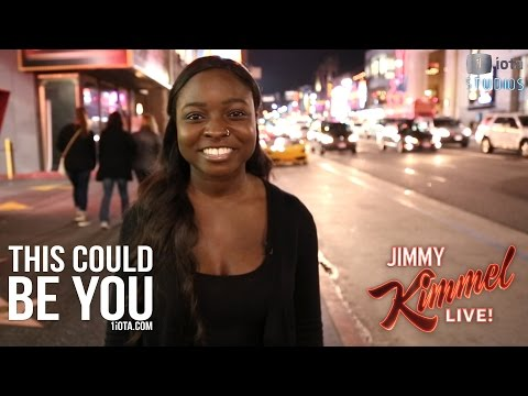 This Could Be You: Raven at Kimmel with Kerry Washington & Alicia Keys