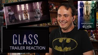 Video Glass - Official Trailer REACTION download MP3, 3GP, MP4, WEBM, AVI, FLV Agustus 2018