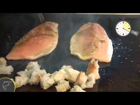 la-truite-des-pyrénées---cuisson-filet-de-truite-à-l'unilatéral