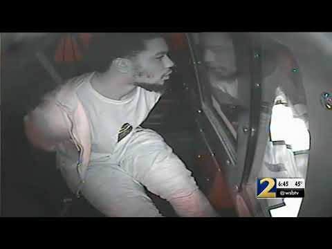 Body cam video shows NFL player's arrest outside Chamblee nightclub