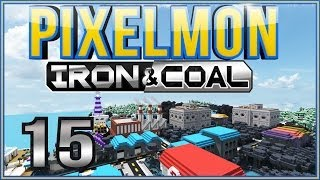 Minecraft Pixelmon Lyphil Region Adventures [Part 15] - Hammer of Justice