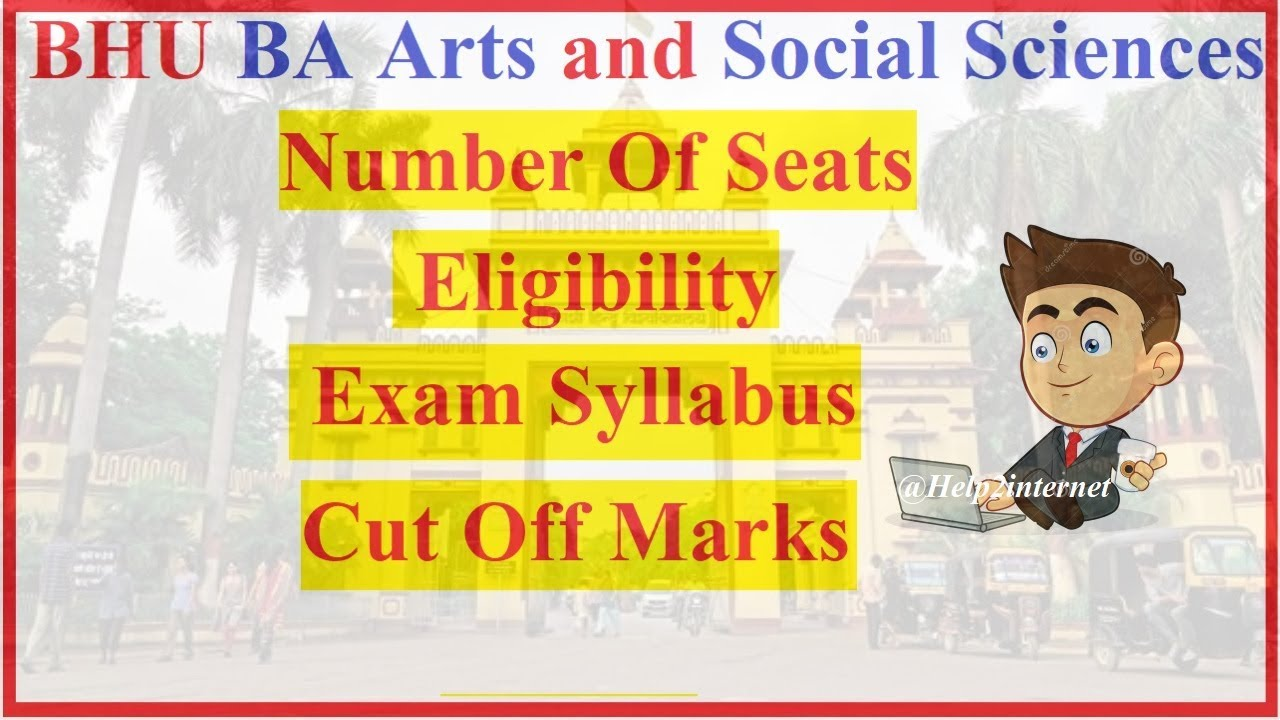 bhu ba social science cut off 2019