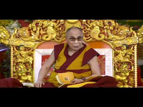 His Holiness the 14th Dalai Lama Kalop at 32th Kalachakra, BodhGaya
