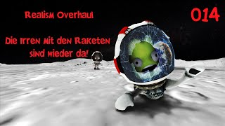 Kerbal Space Program RSS ► Beinahe Orbit #14 ♦ [4k] Let's Play Real Solar System 1.0.4