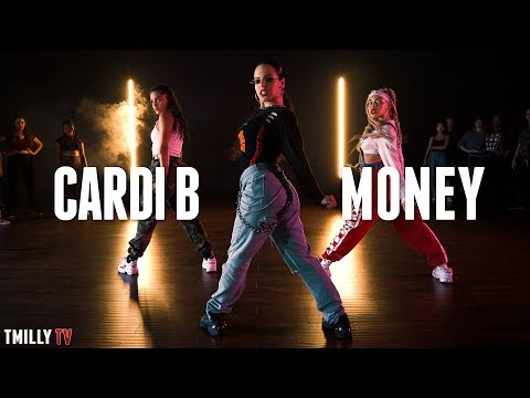 cardi-b---money---dance-choreography-by-jojo-gomez---#tmillytv
