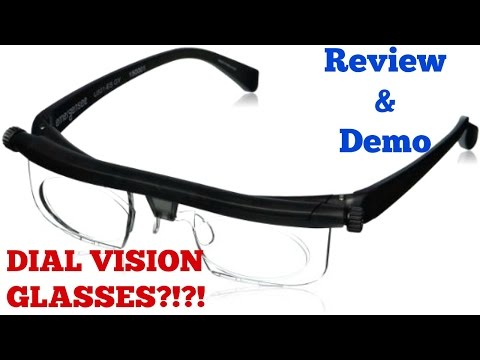 562fc2d5c Dial Vision Glasses // Constant Consumer - YouTube