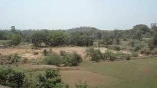 2381 Howrah New Delhi Poorva Express hits MPS through Hazaribagh