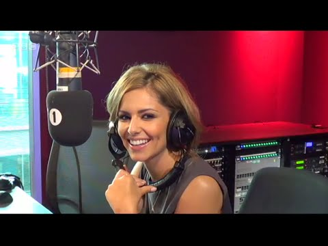 Cheryl Fernandez-Versini - Radio 1 Webcam - 24 July 2014