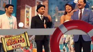 Comedy Nights with Kapil   Dil Dhadakne Do   Priyanka Chopra, Anushka Sharma   31st May2015 Episode