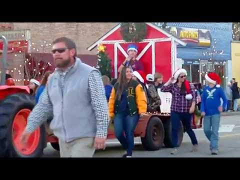 Latta Christmas Parade 2016