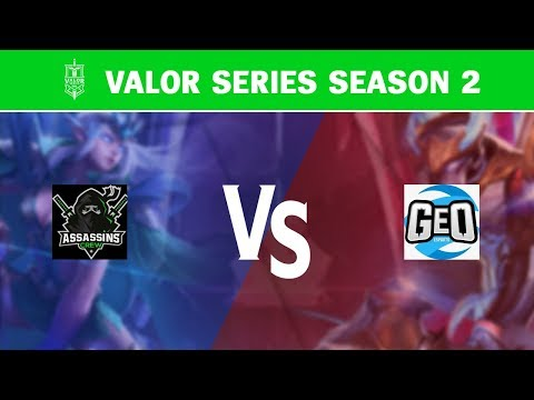 Valor Series Season 2 Week 5 Day 1 VODs & Highlights