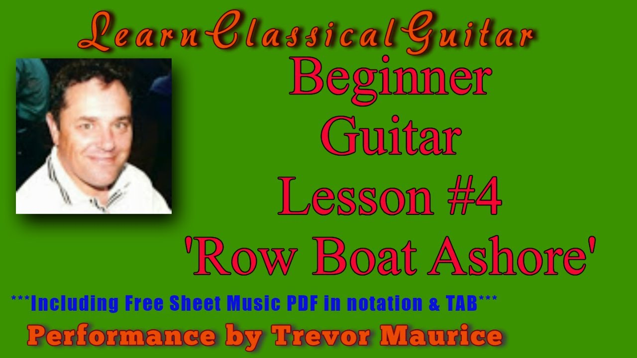 Beginner Guitar Lesson Page
