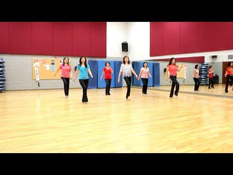 Diggin' - Line Dance (Dance & Teach In English & 中文)