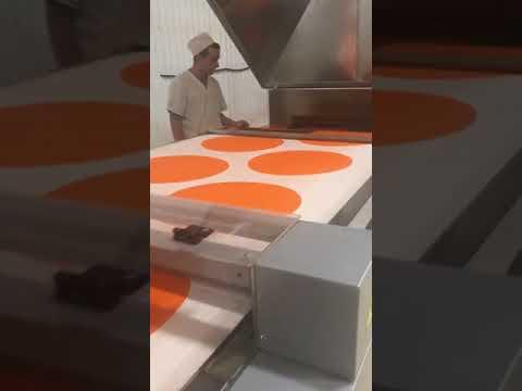 Линия для производства лаваша 500 кг\час