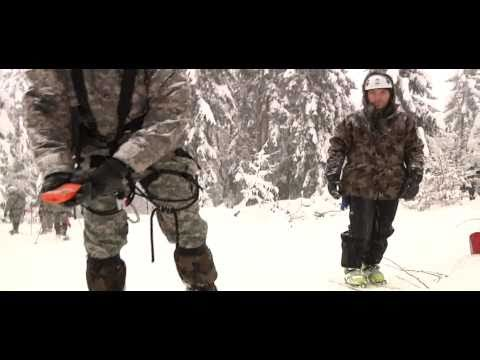 Day 4 - 172nd Infantry Brigade at Slovenian Mountain Warfare Course