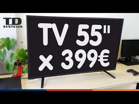"¡¡TV 55"" MUY ECONÓMICA!! | TDSystems"