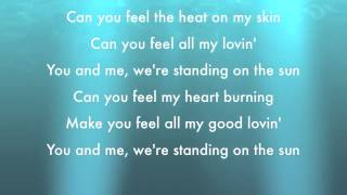 Beyonce - Standing in the sun  LYRICS HQ