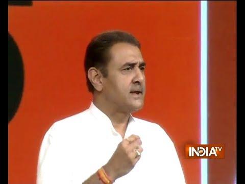 Chunav Manch: People of Gujarat does not want BJP, says Praful Patel