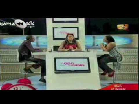 KEYFA -  Interview 2stv - Good morning