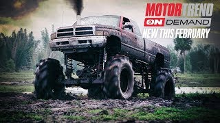 New This February 2018 on Motor Trend OnDemand