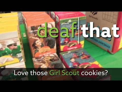 DeafThat: Girl Scouts Founded by a Deaf Woman