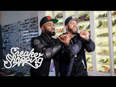 Desus and Mero Go Sneaker Shopping with Complex Mp3