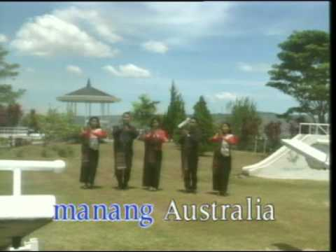 Pop Batak - O Tano Batak - Betharia Sonatha