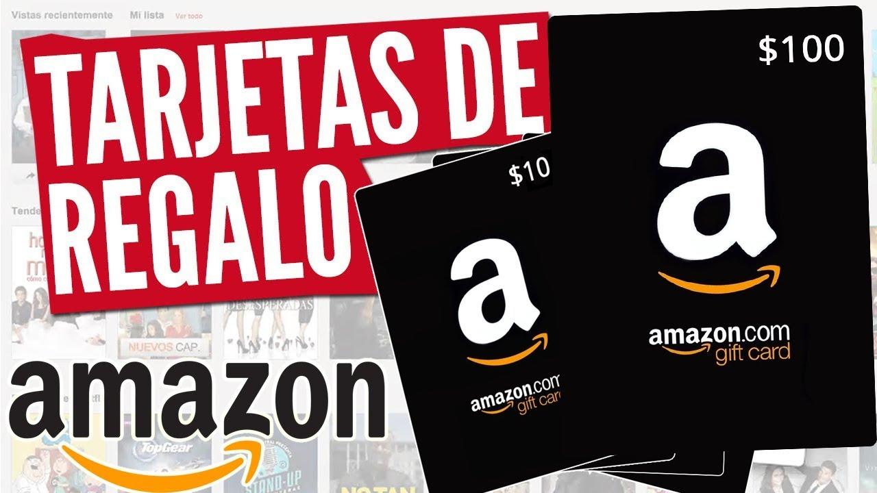 Como Canjear Tarjeta De Regalo Amazon Mexico Comprar En Amazon