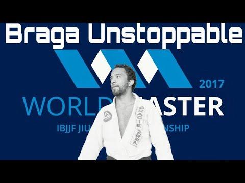 Samuel Braga Unstoppable- World Masters IBJJF 2017