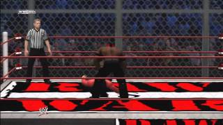 WWE ´12 - One On One Hell In A Cell Jeff Hardy Vs The Boogeyman Commentary And Gameplay Series Ep.3