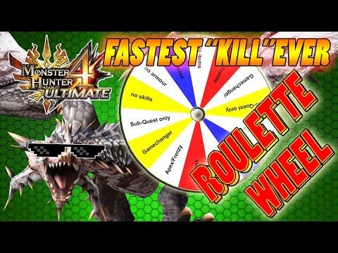 Monster Hunter 4U