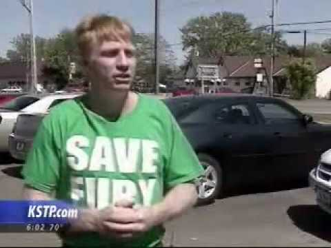 Rallying to save fury chrysler dodge in lake elmo youtube for Fury motors lake elmo