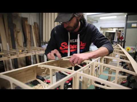 SUP TRIP DIY Boardbau Wood Workshop