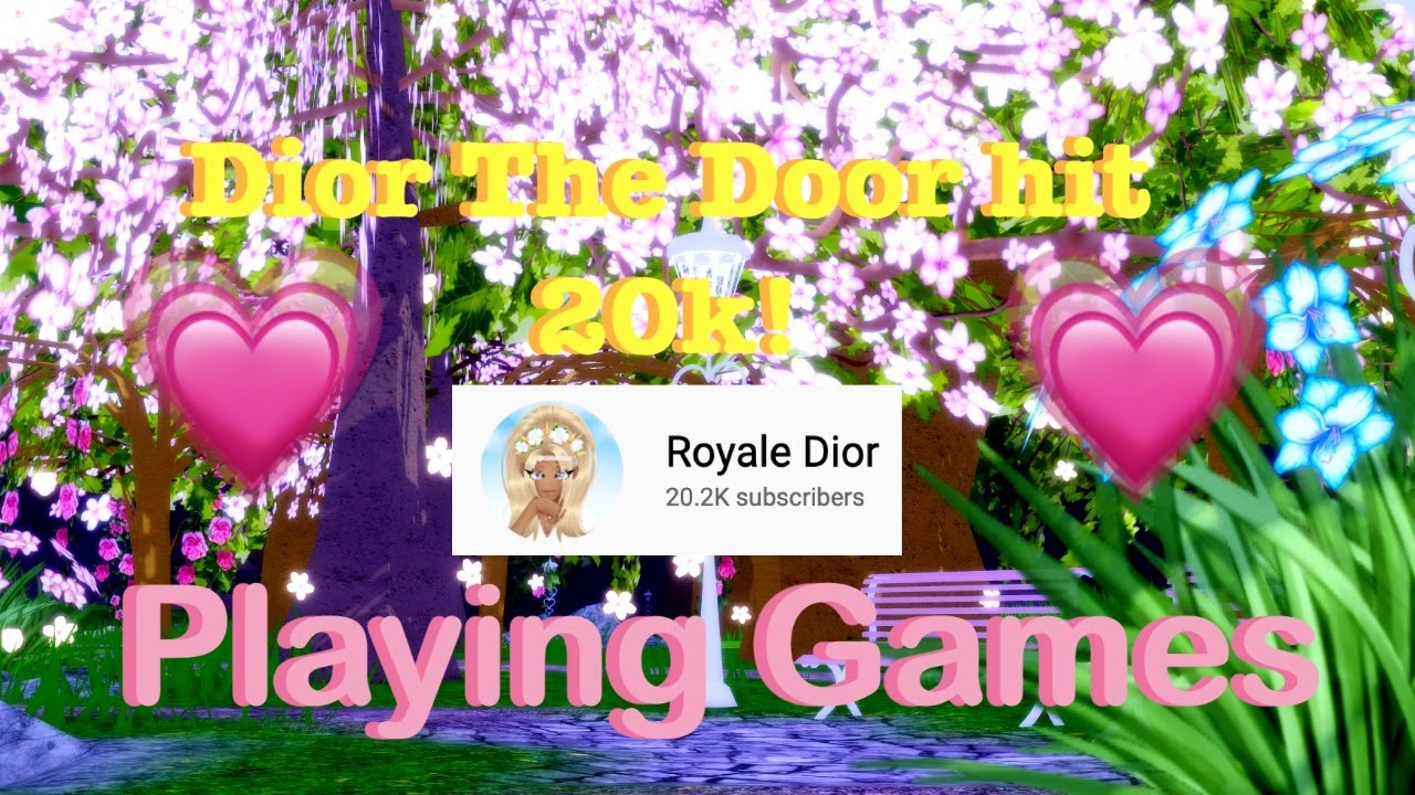 *LIVE!* Dior The Door Hit 20k! Anything Can Happen 😎
