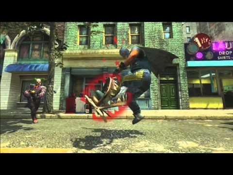 Gotham City Impostors - Trailer Customization