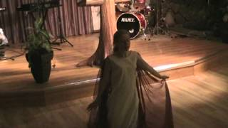 My God and King - Terry McAlmon - worship dance
