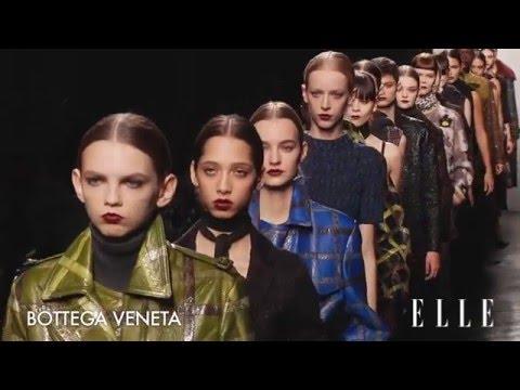 Bottega Veneta. Milan Fashion Week. Otoño / invierno 2016-2017 | Elle España