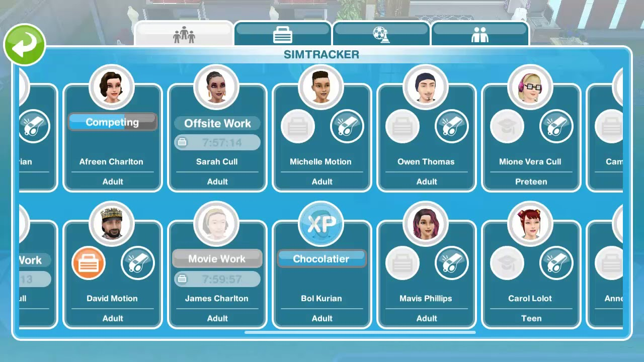 complete a costumer request weekly task sims freeplay youtube