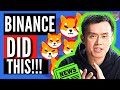 What Binance BNB Just Announced About Shiba Inu Coin   SHOCKING!