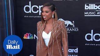 Jennifer Hudson in pantsuit for the 2019 Billboard Music awards