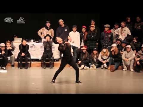[Get Movin' Vol.8] Waacking Best 4-1   박지인 vs WIZZARD(w)