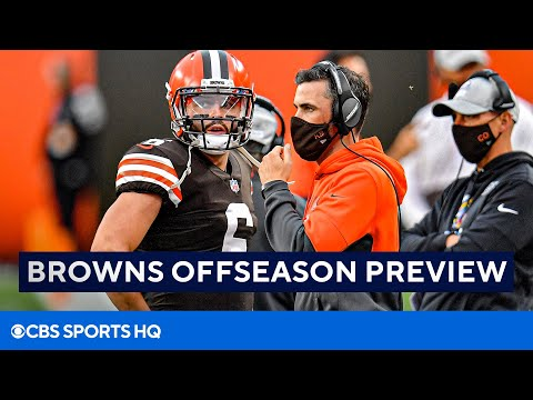 Browns Free Agency Recap & 2021 NFL Draft Needs | CBS Sports HQ