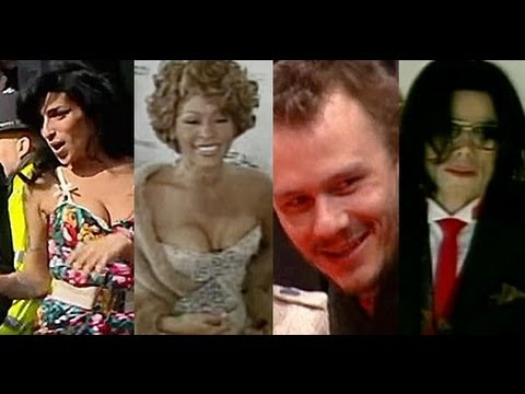 Celebrity Drugs and Death in the Spotlight