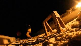 Snowskate Driveway Clips