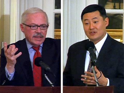 Yoo vs Barr: Executive Power During a Global War on Terrorism