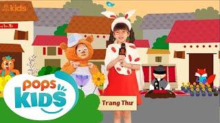 Clip Chúc Tết - Mầm Chồi Lá | Nhạc Thiếu Nhi Hay Cho Bé | Vietnamese Songs For Kids