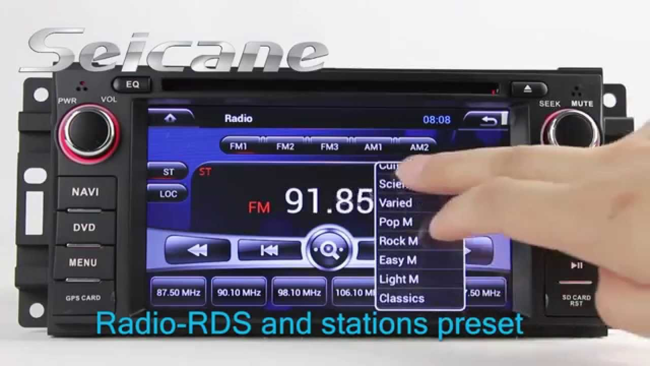 Latest Android 4 2 Touch Screen Jeep Wrangler Unlimited