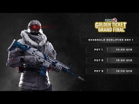 download GAMEZ GOLDEN TICKET SQUAD | QUALIFIER DAY 1