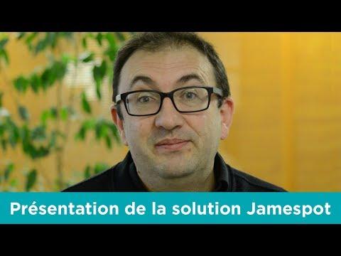 Présentation de la solution Jamespot.